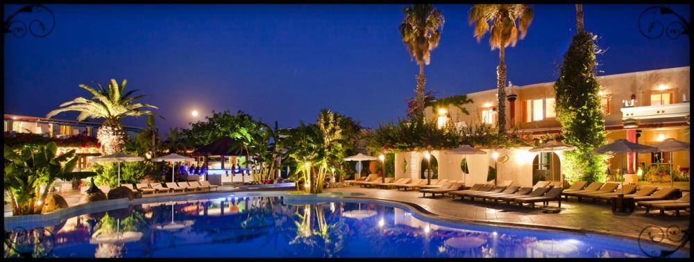 Luxusní hotel na ostrově Kos