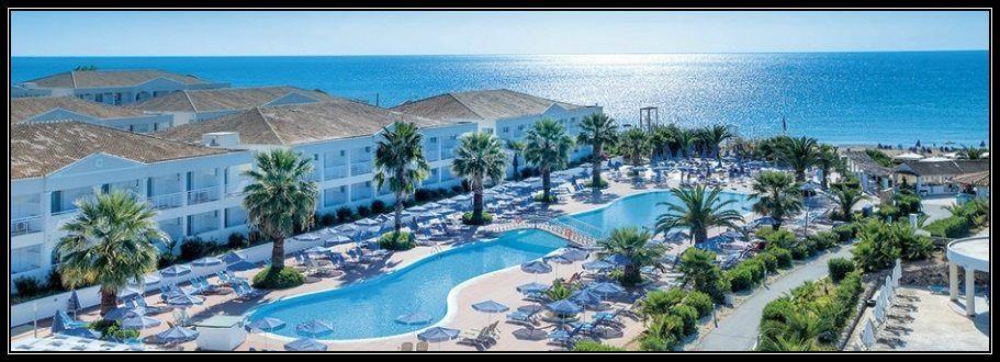 Nejkrásnější hotel na Korfu