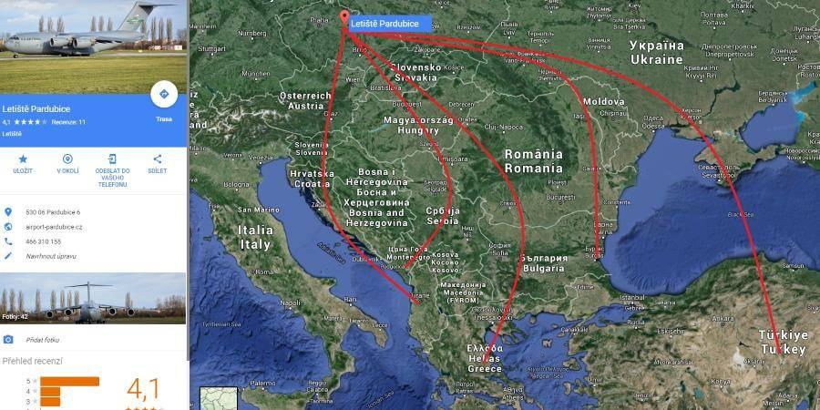 Odlety z Pardubic na dovolenou - Albánie, Bulharsko, Černá Hora, Řecko, Turecko