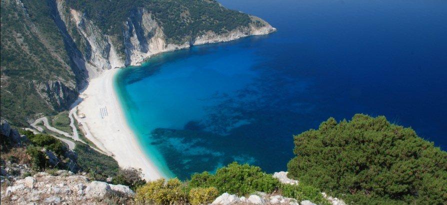 Pláž Mytros - TOP 10