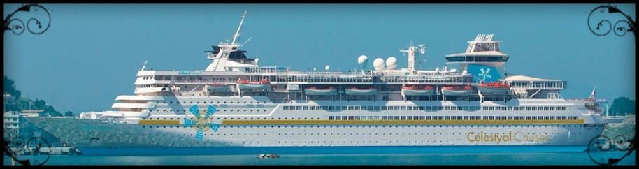 Plavba námořní lodí z Kréty
