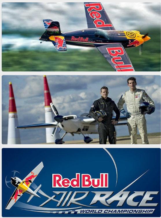 Red Bull letecké závody v Budapešti