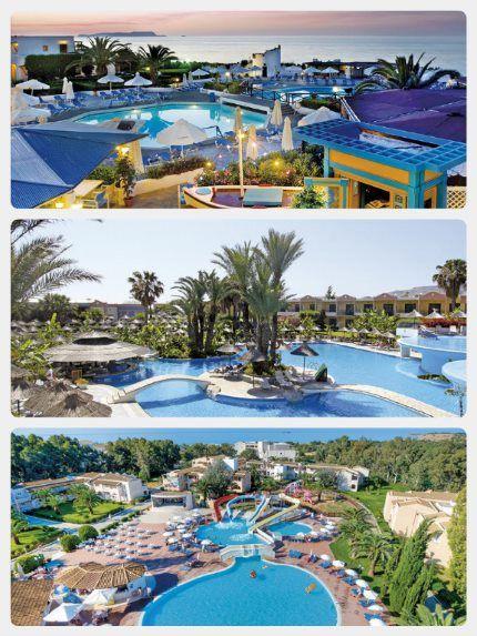 TOP hotely Řeckých ostrovů