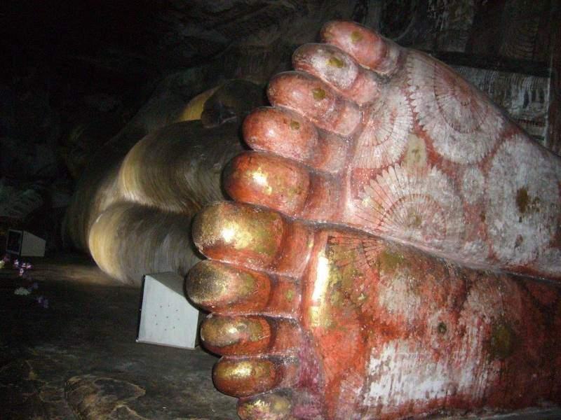 Buddhův palec