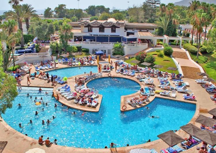 Hotel v Maroku s All Inclusive