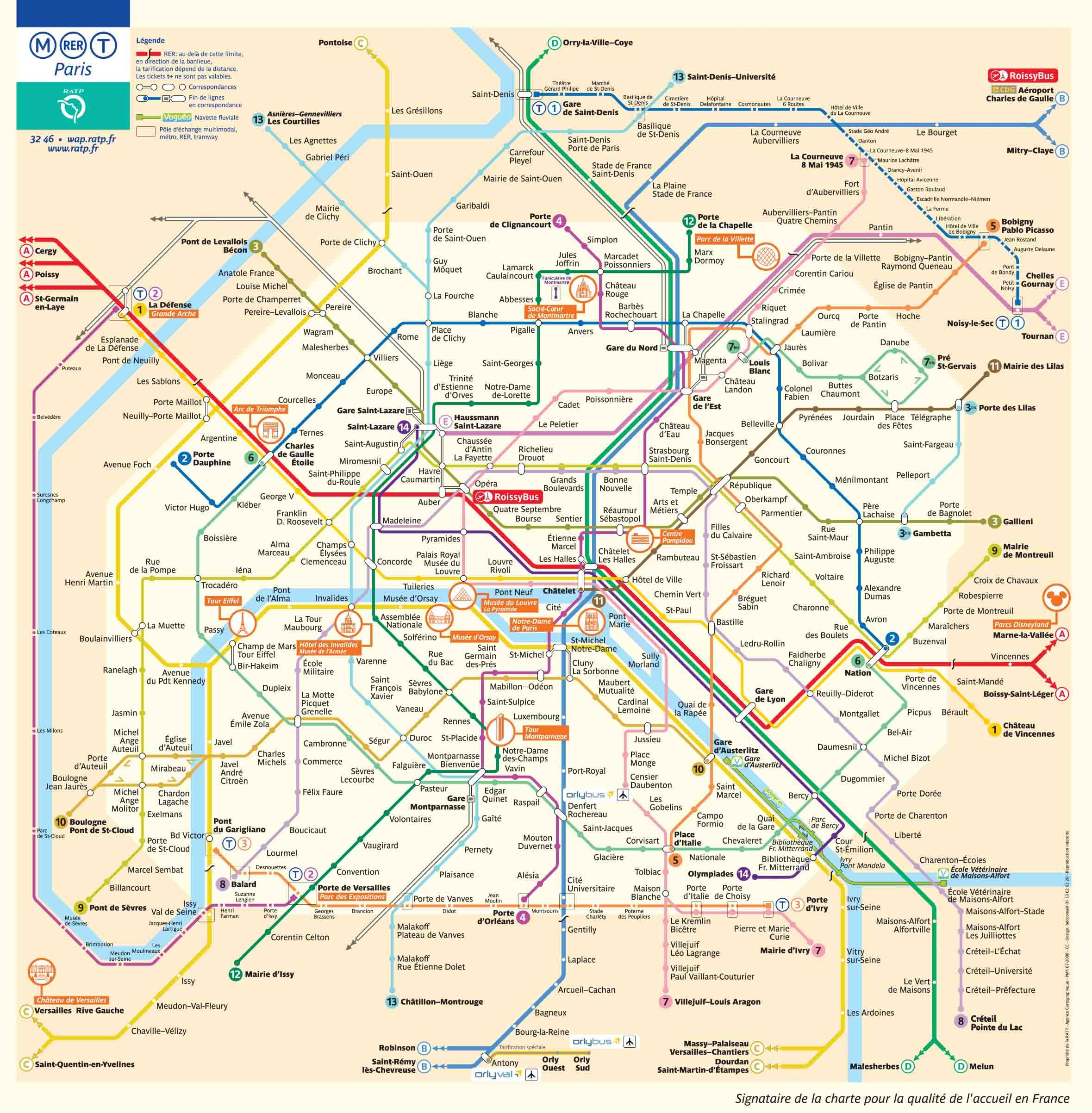 Metro V Pař 237 ži Francie