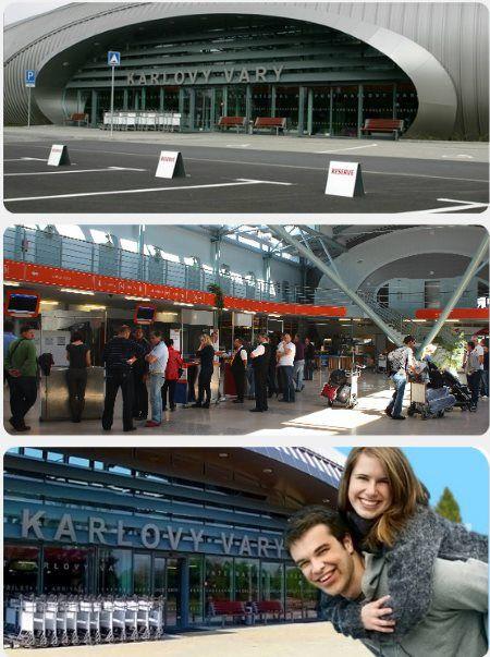 Odlety na dovolenou Karlovy Vary