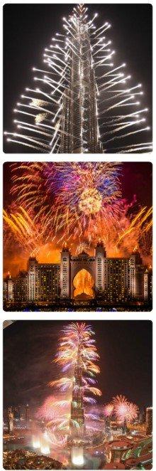 Silvestr v Dubaji zájezdy