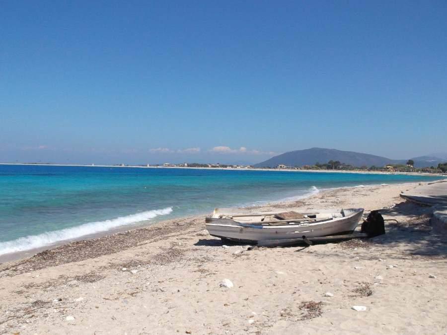 Agios Ioannis (kľudnejšia časť)
