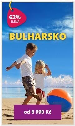 Bulharsko s dětmi