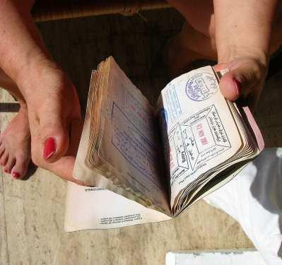 Cestovní doklad do Bulharska