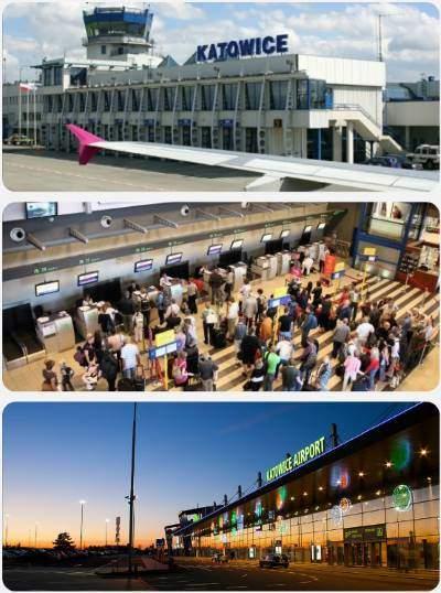 Katowice letiště