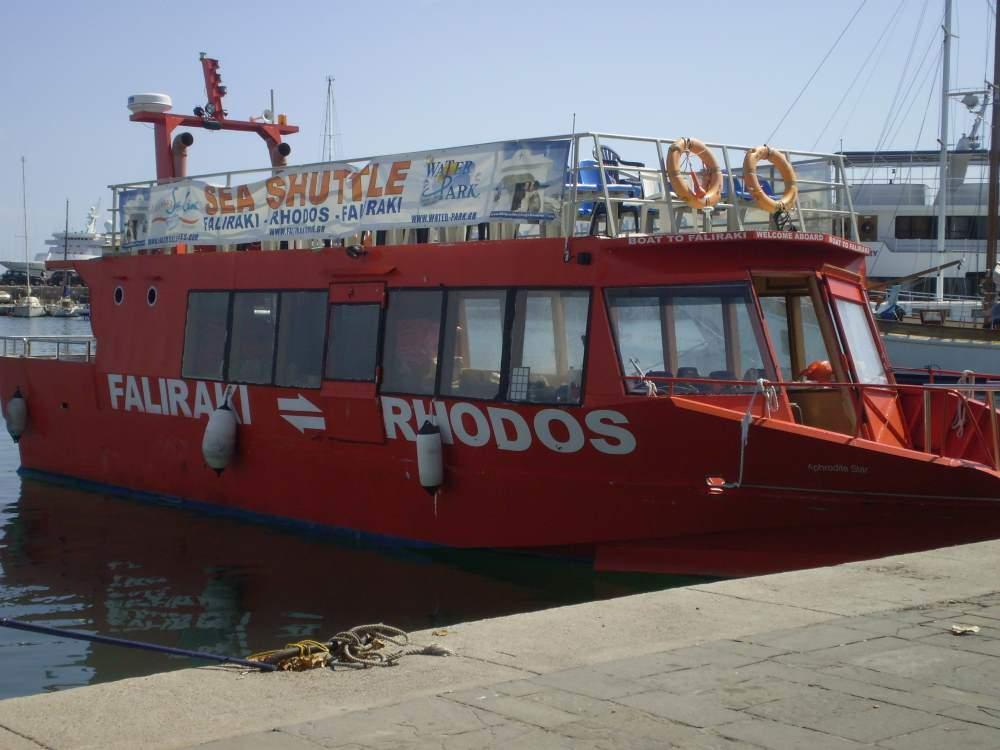 Lodní taxi