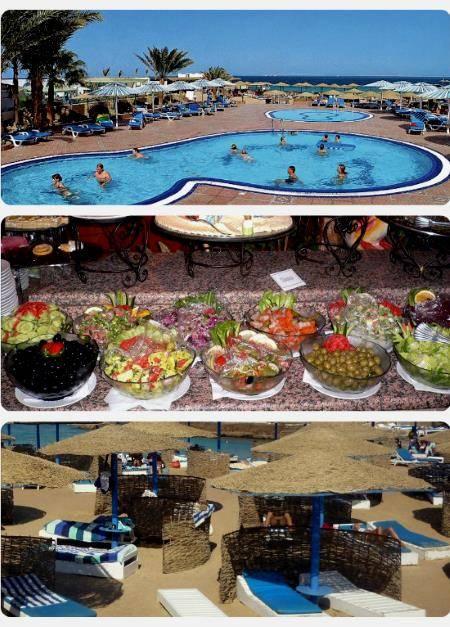 Perfektní hotel v Egyptě