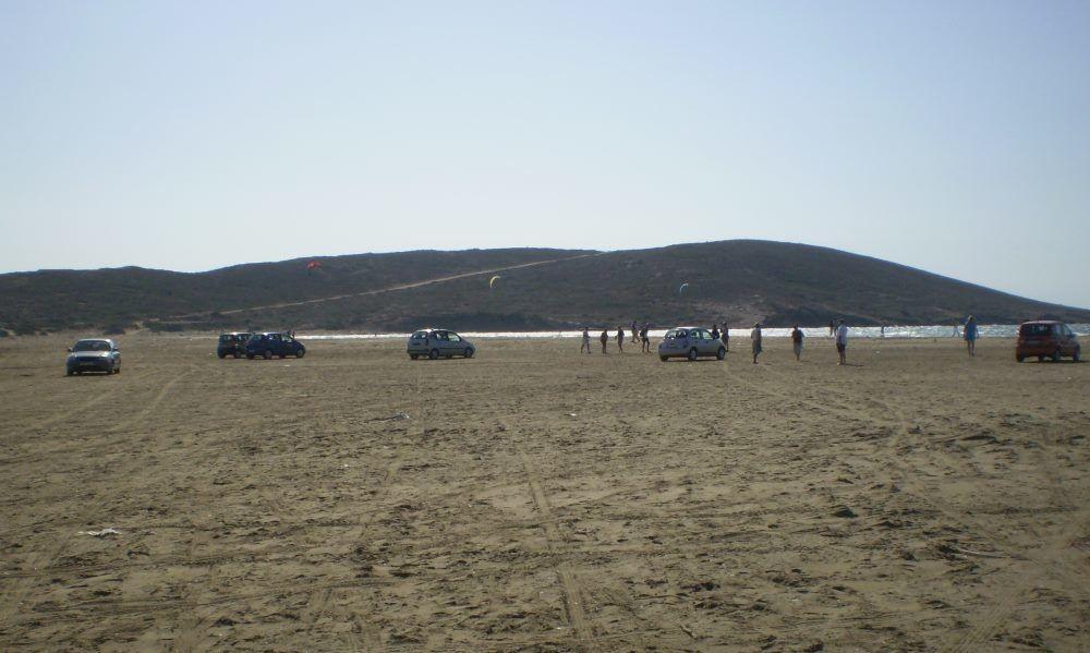 Pláž Prassonissi