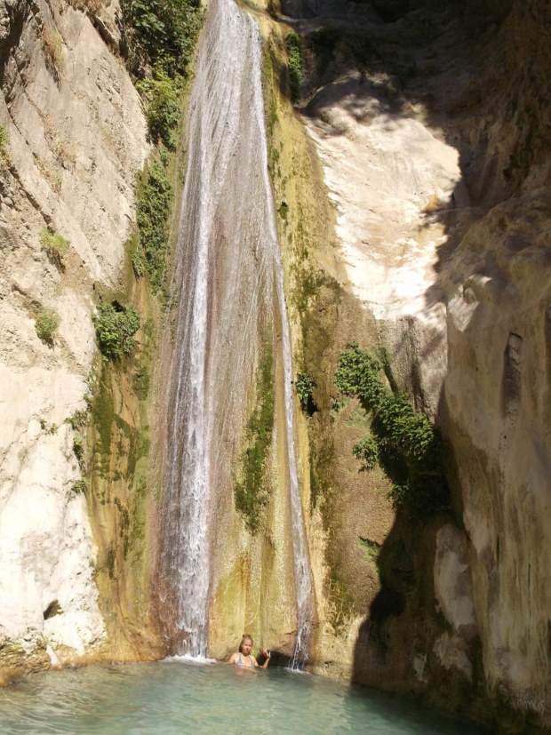 Vodopády Dimosari