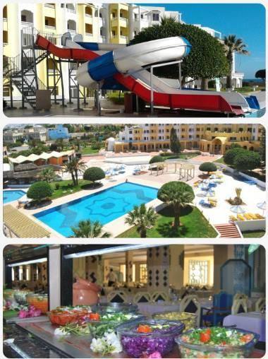 Recenze hotelu Thapsus v Tunisku
