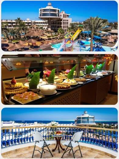 Seagull hotel recenze Hurghada