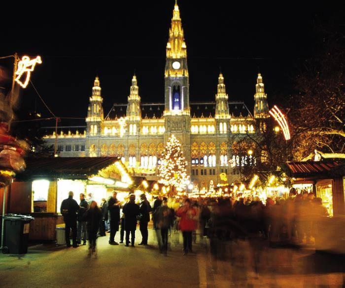 Náměstí Rathausplatz