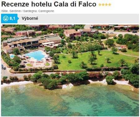 Nejprodávanější hotel na Sardinii