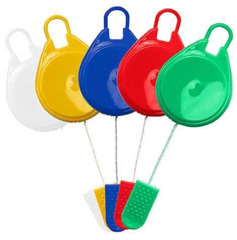 Skipasy různých barev