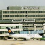 Letiště Frankfurt