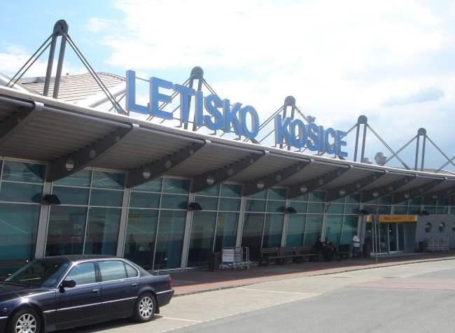 Odlety na dovolenou z Košic