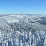 Orlické hory zimní dovolená