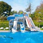 Tunisko s aquaparkem