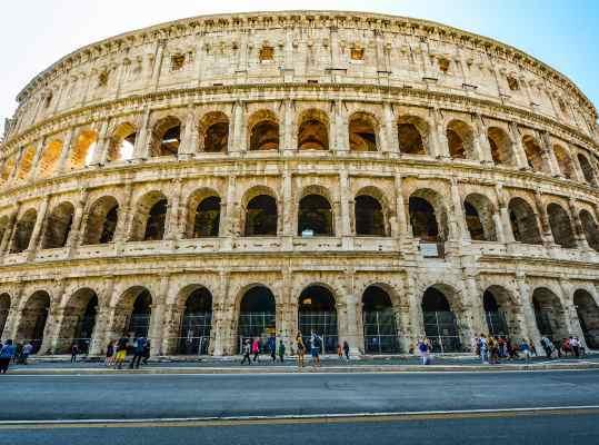 Řím autobusem poznávací zájezdy
