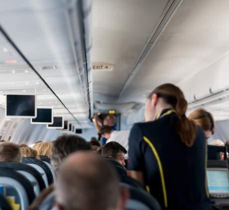 Jak se stát letuškou