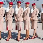 Letušky u Emirates