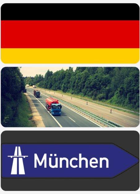 Německé dálnice a poplatky