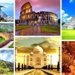 7 divů světa