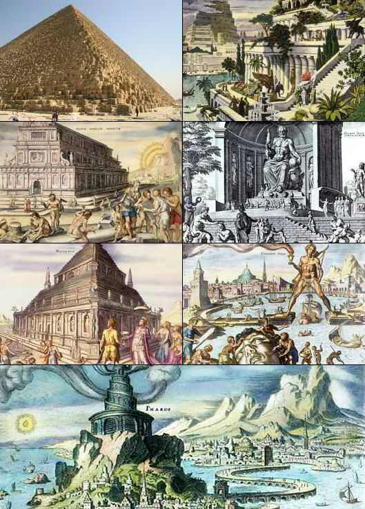 7 starověkých divů světa