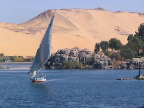 Druhá nejdelší řeka světa Nil