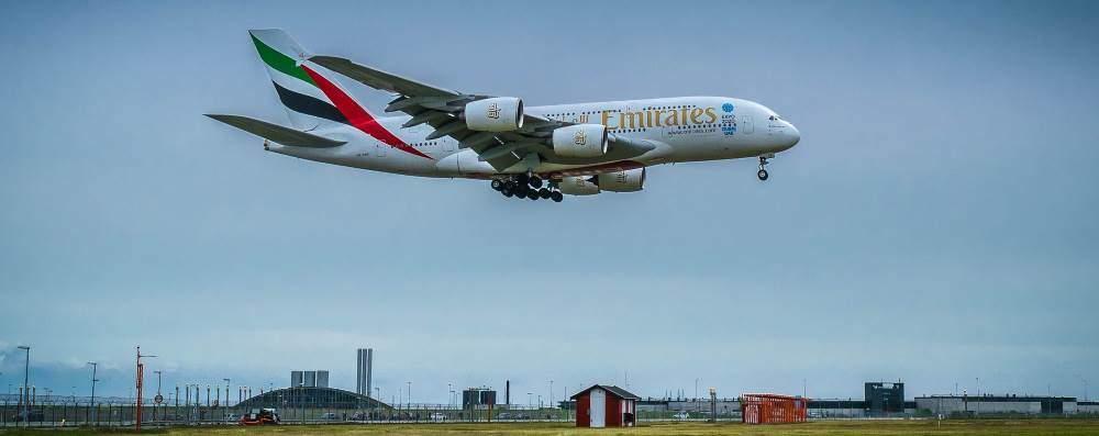 Letušky u společnosti Emirates