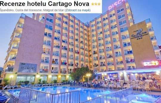 Nejlevnější dovolená Španělsko Cartago Nova