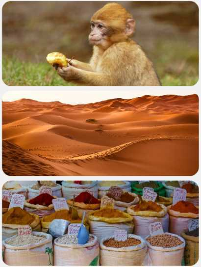 Nejlevnější dovolená Maroko