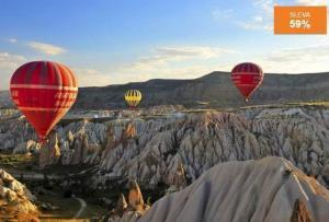 Nejlevnější dovolená Turecko