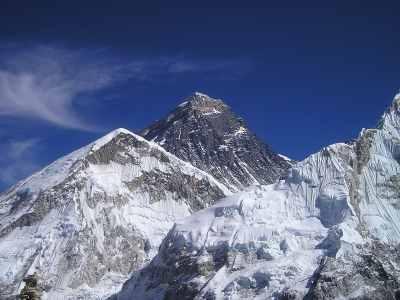 Nejvyšší hora světa