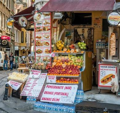 Ceny v Turecku
