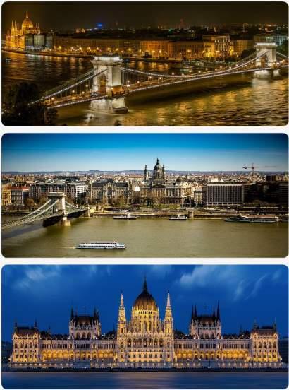 Co navštívit v Budapešti