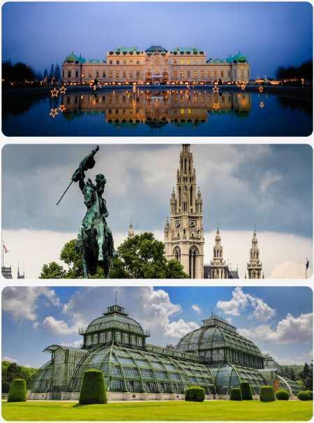 Co navštívit ve Vídni