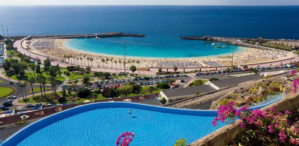 Dovolená Kanárské ostrovy luxus