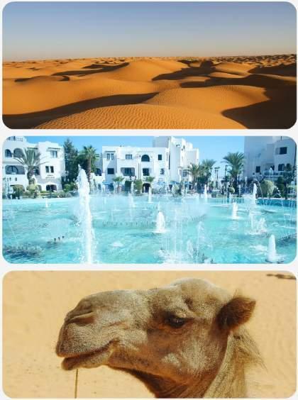 Nejlevnější dovolená Tunisko