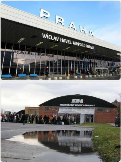 Pardubice odlety srovnani praha letiště 1