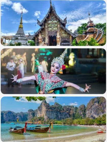 Thajsko nejlevnější dovolená