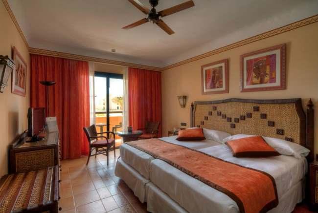 hotelový pokoj Riu Touareg Kapverdy Boa Vista