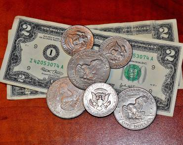 Americký dolar kurz a měna